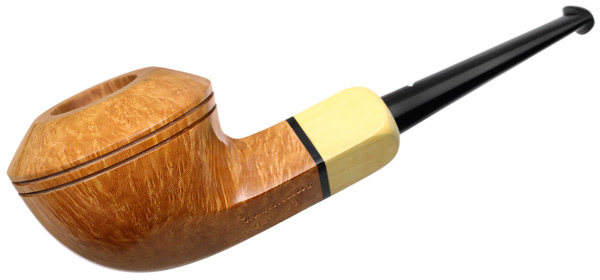 Caminetto Natale Smooth Bulldog with Boxwood (02) (2015)