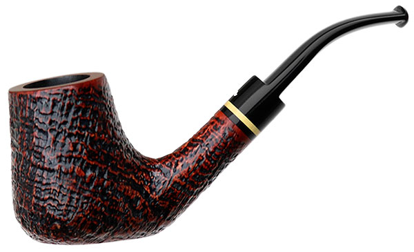Caminetto Sandblasted Bent Billard Sitter (06) (AR)