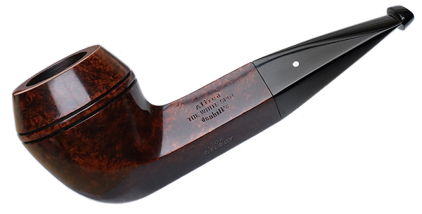 Dunhill Amber Root Stubby (4104) (2018)