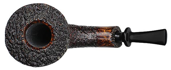 Former Partially Sandblasted Horn