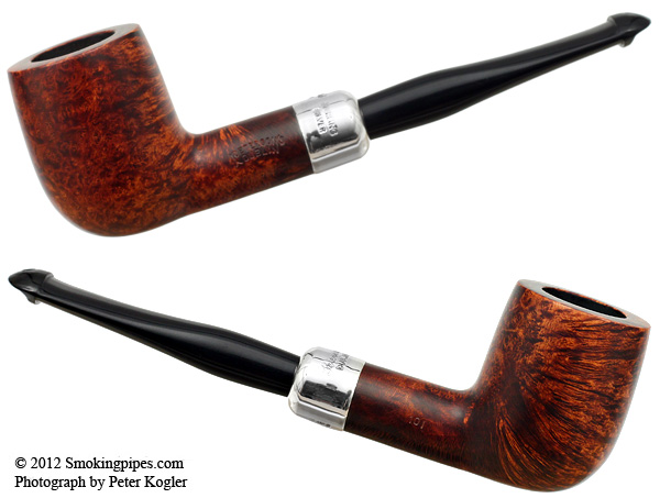 Silver Mounted Army (101) P-Lip  sc 1 st  Smoking Pipes & Peterson Silver Mounted Army (101) P-Lip | Buy Peterson Tobacco ...