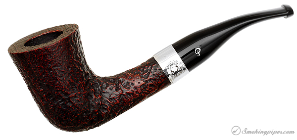 Peterson Return of Sherlock Holmes Sandblasted Mycroft Fishtail