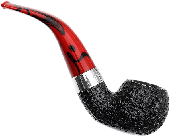 Peterson Dracula Sandblasted (03) Fishtail