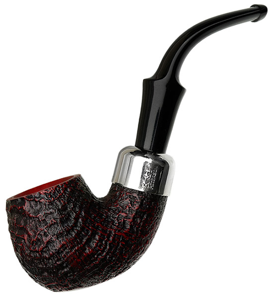 Peterson Arklow Sandblasted Red (230) Fishtail