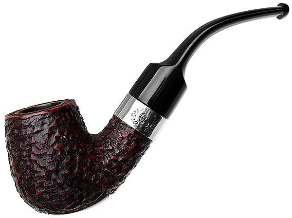 Peterson Dublin Edition Rusticated (XL90) Fishtail