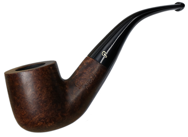 Peterson Aran Smooth (01) Fishtail
