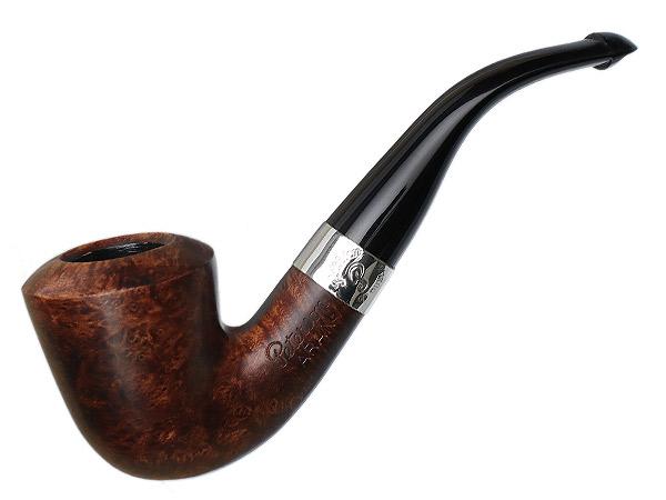 Peterson Aran Smooth Nickel Mounted (B10) P-Lip