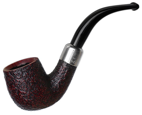 Peterson Arklow Sandblasted Red (65) Fishtail