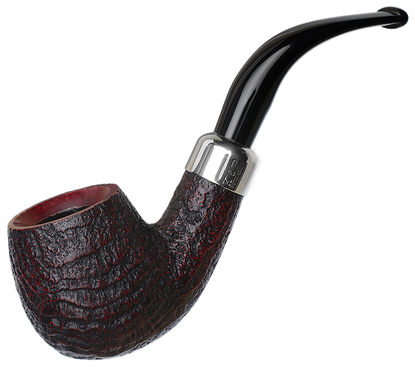 Peterson Arklow Sandblasted Red (68) Fishtail