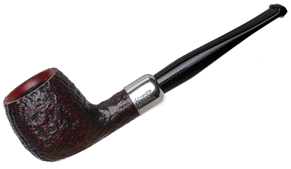 Peterson Arklow Sandblasted Red (86) Fishtail