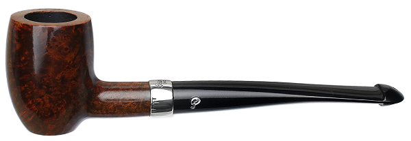 Peterson Speciality Smooth Nickel Mounted Barrel P-Lip