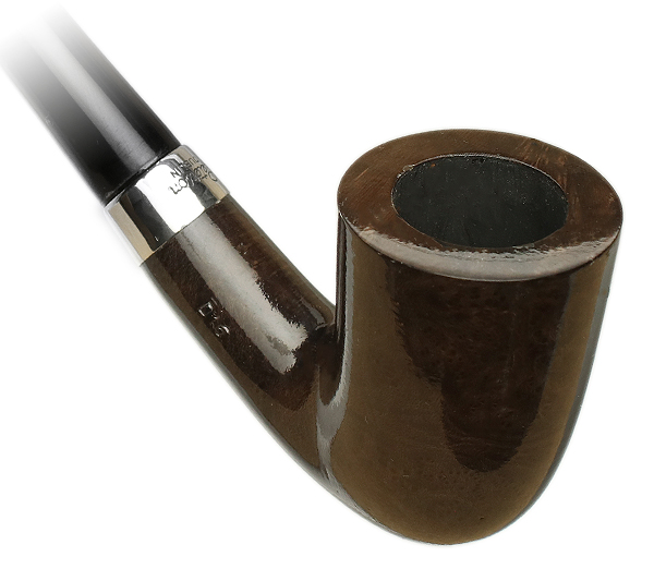 Peterson Churchwarden Smooth Grey (D16) Fishtail