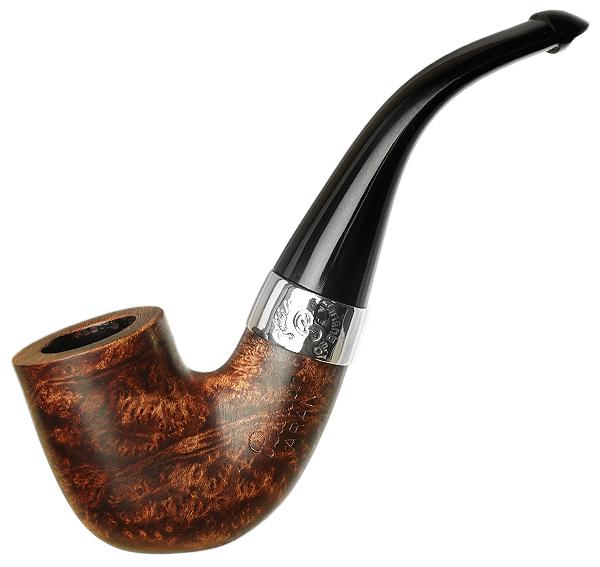 Peterson Aran Smooth Nickel Mounted (338) P-Lip
