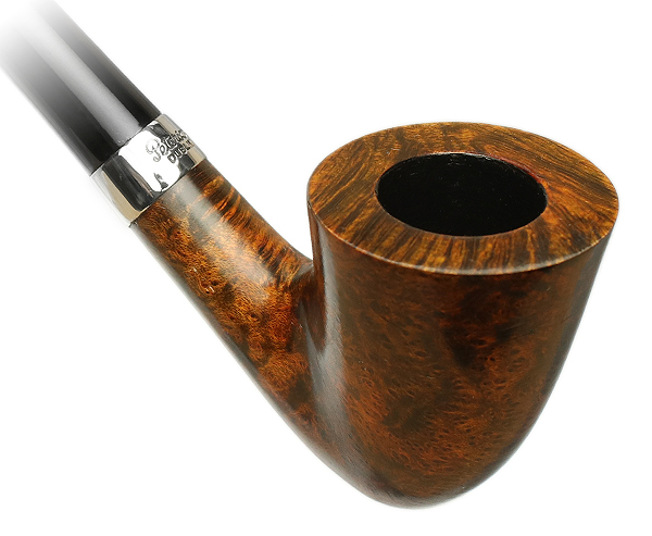 Peterson Churchwarden Smooth (D15) Fishtail