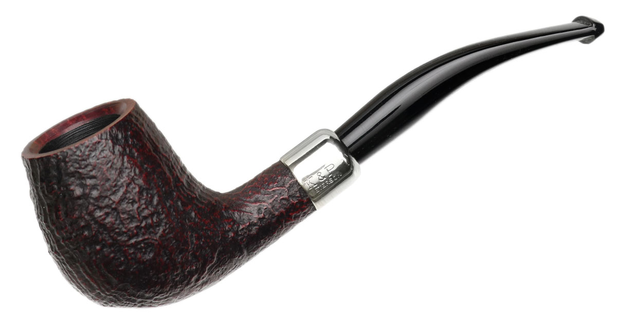 Peterson Arklow Sandblasted Red (D9) Fishtail