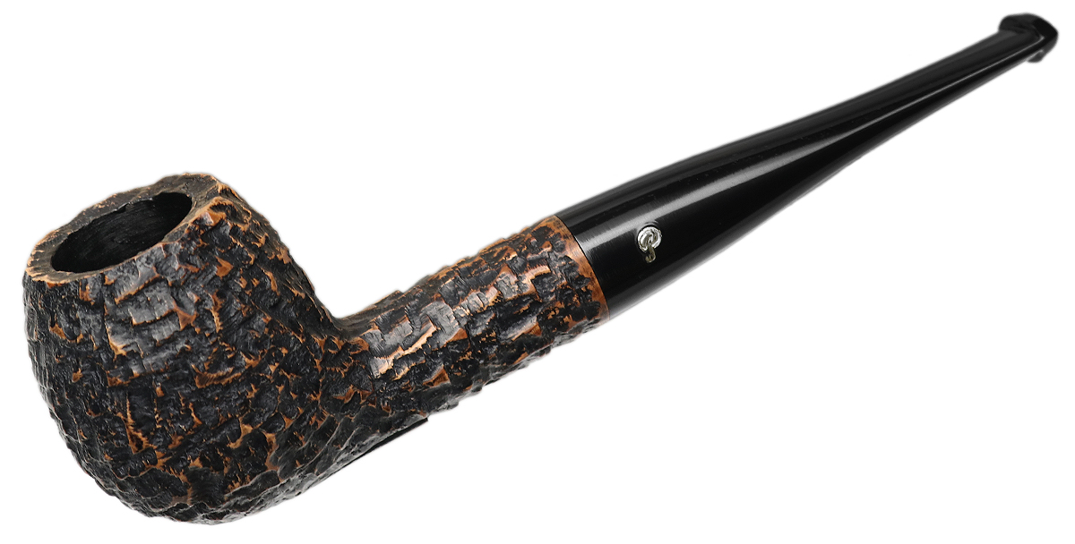 Peterson Aran Rusticated (87) Fishtail