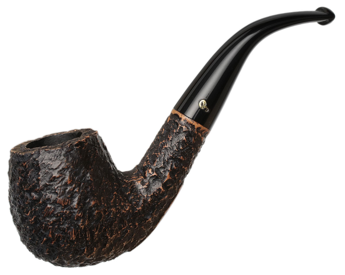 Peterson Aran Rusticated (68) Fishtail