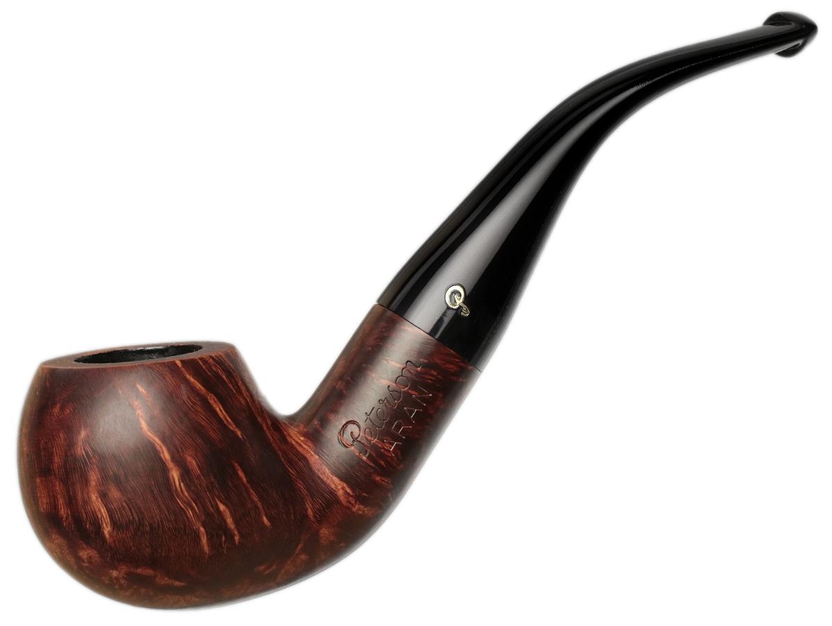 Peterson Aran Smooth (03) Fishtail