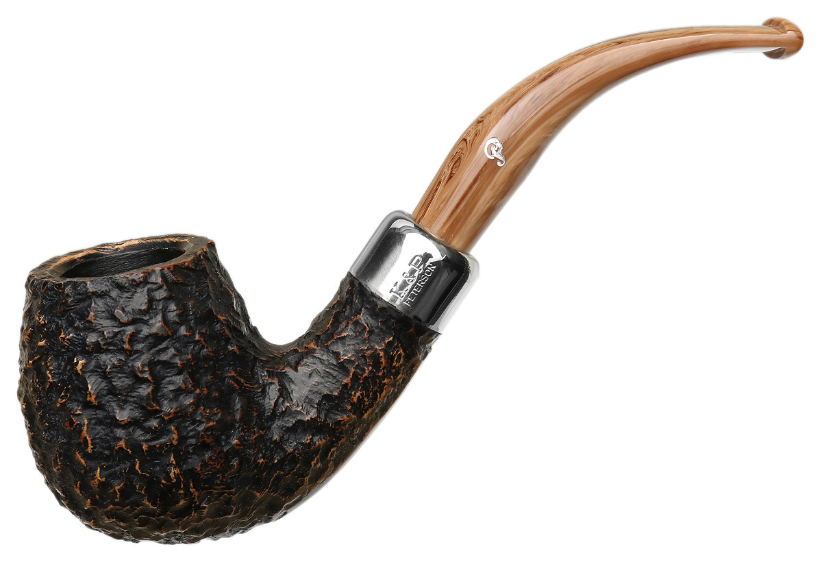 Peterson Derry Rusticated (68) Fishtail