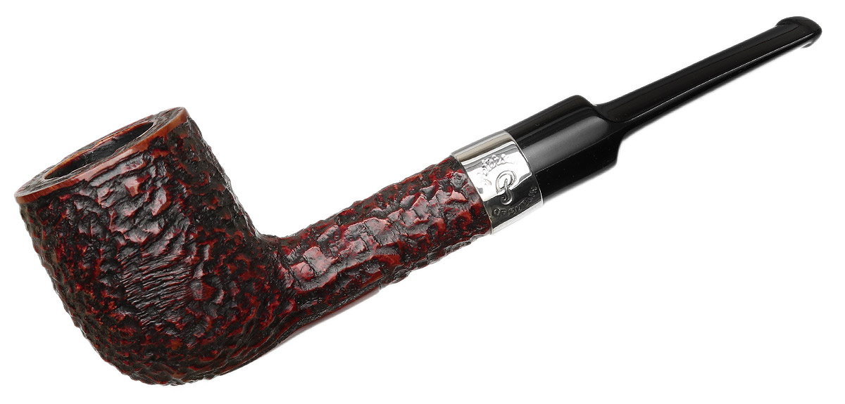 Peterson Dublin Edition Rusticated (53) Fishtail