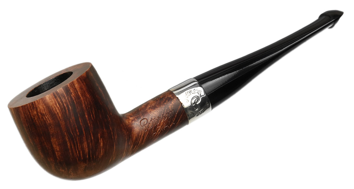 Peterson Aran Smooth Nickel Mounted (606) P-Lip