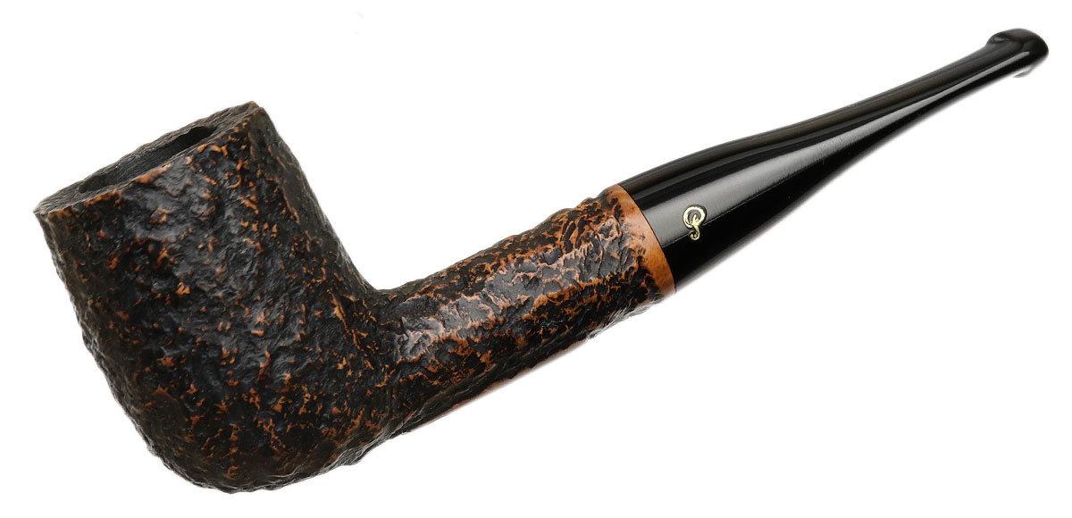 Peterson Aran Rusticated (107) Fishtail