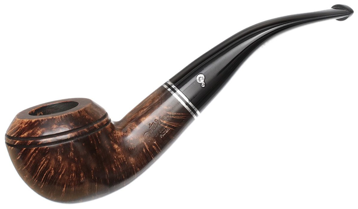 Peterson Dublin Filter Smooth (999) Fishtail (9mm)