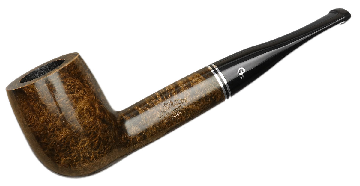 Peterson Dublin Filter Smooth (106) Fishtail (9mm)