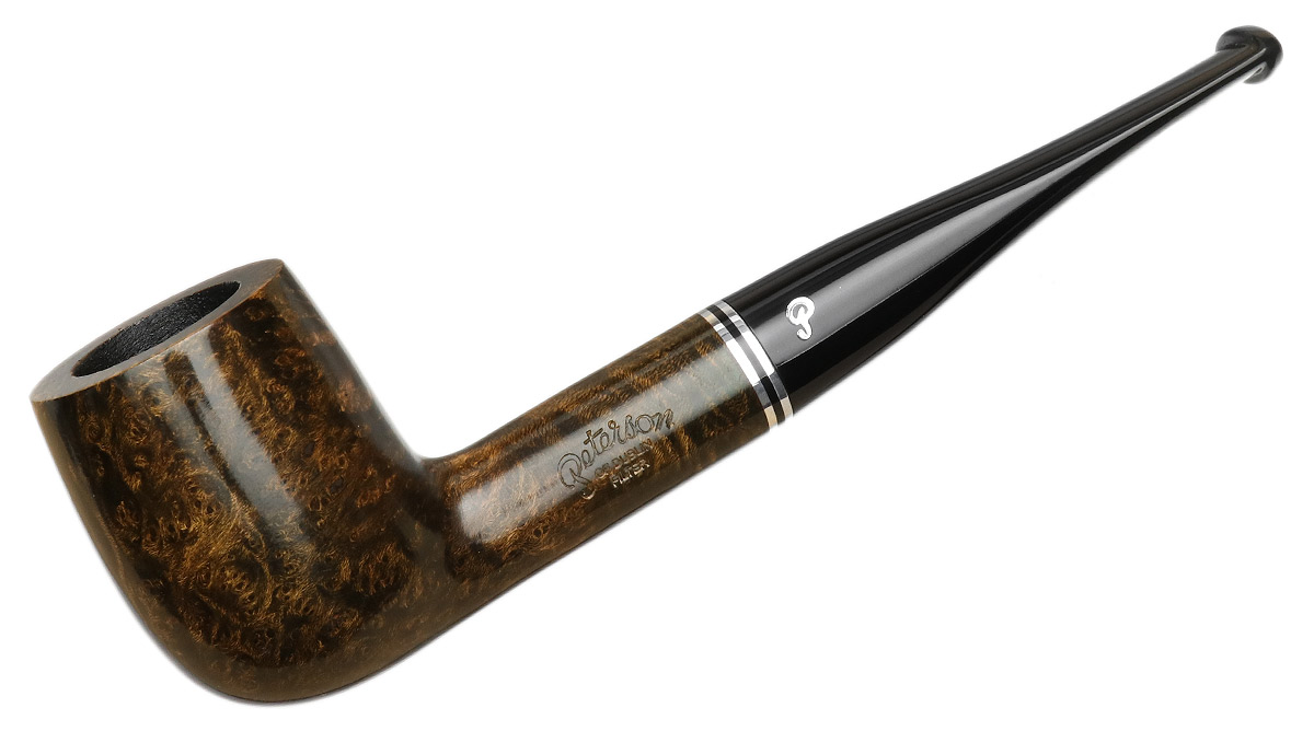 Peterson Dublin Filter Smooth (6) Fishtail (9mm)