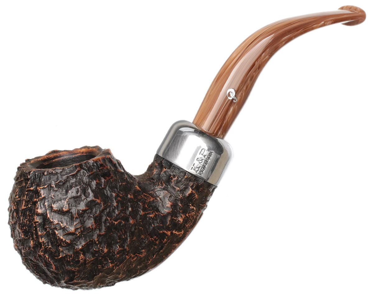 Peterson Derry Rusticated (XL02) Fishtail