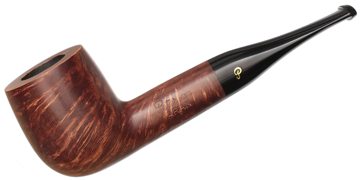 Peterson Aran Smooth (107) Fishtail