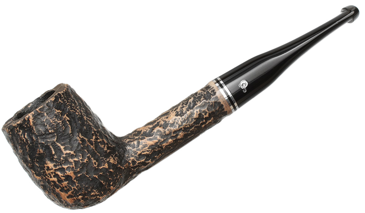 Peterson Dublin Filter Rusticated (106) Fishtail (9mm)