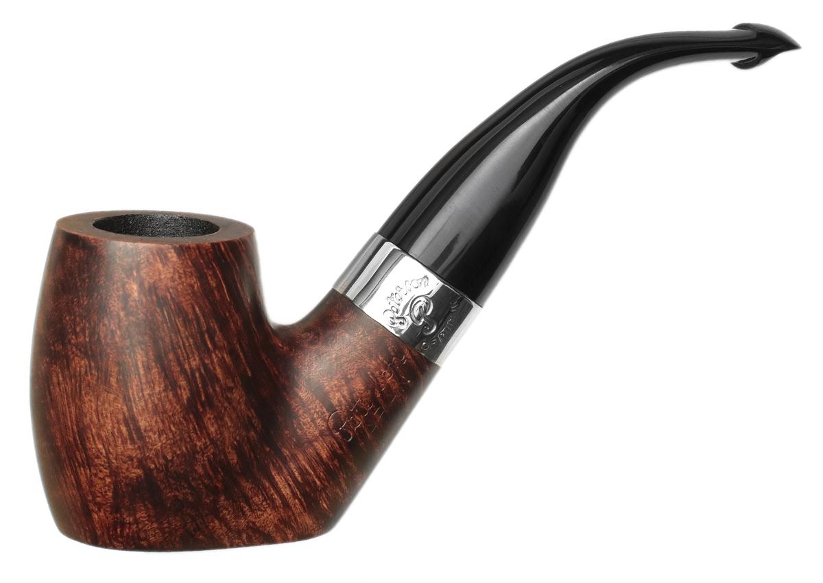 Peterson Aran Smooth Nickel Mounted (306) P-Lip