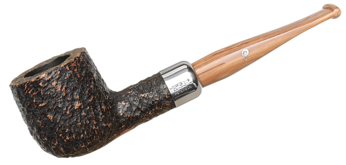 Peterson Derry Rusticated (606) Fishtail