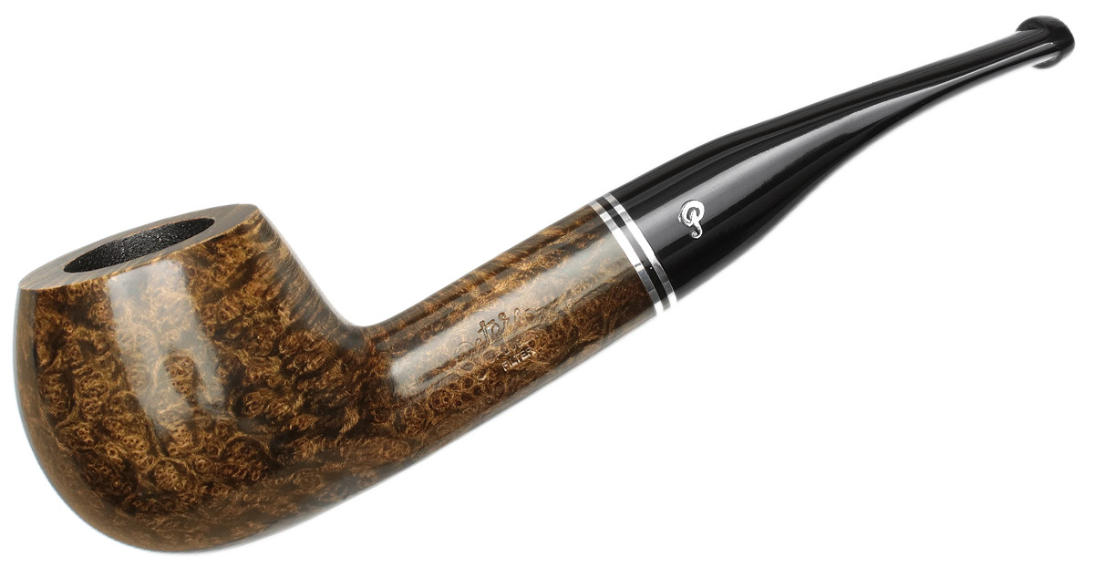 Peterson Dublin Filter Smooth (408) Fishtail (9mm)