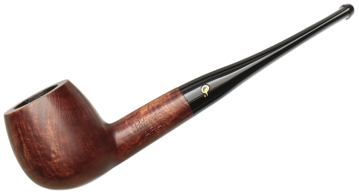 Peterson Aran Smooth (86) Fishtail