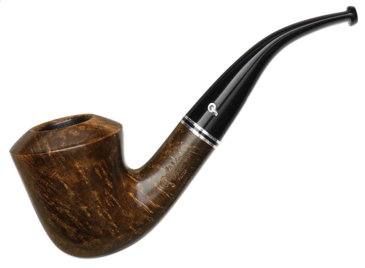 Peterson Dublin Filter Smooth (B10) Fishtail (9mm)