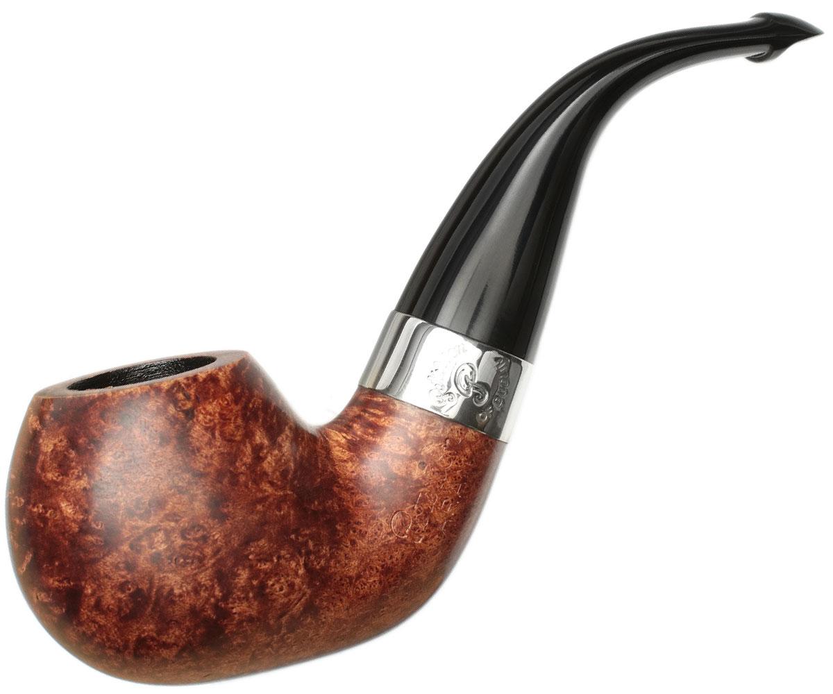 Peterson Aran Smooth Nickel Mounted (XL02) P-Lip