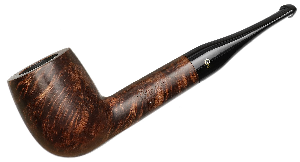 Peterson Aran Smooth (106) Fishtail