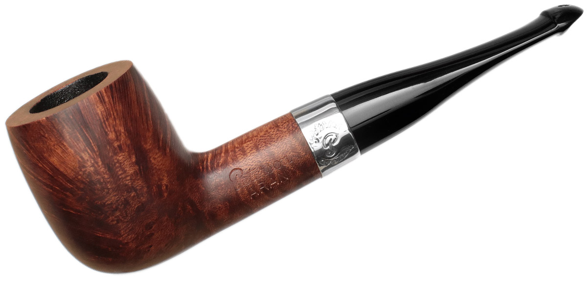 Peterson Aran Smooth Nickel Mounted (107) P-Lip