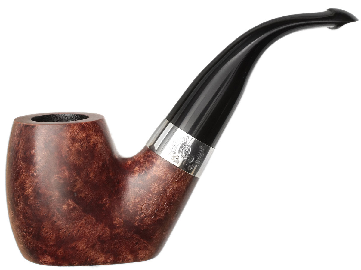 Peterson Aran Smooth Nickel Mounted (306) P-Lip