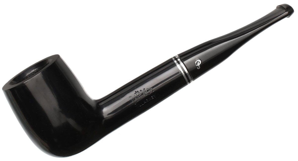 Peterson Killarney Ebony (106) Fishtail