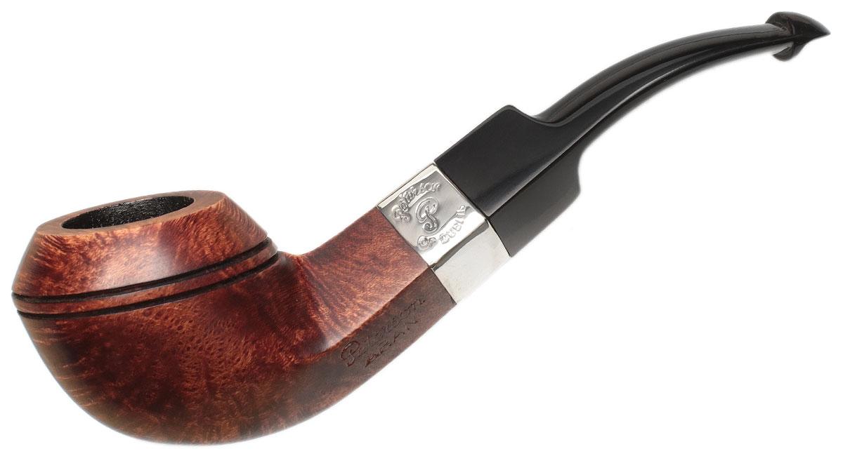 Peterson Aran Smooth Nickel Mounted (80s) P-Lip