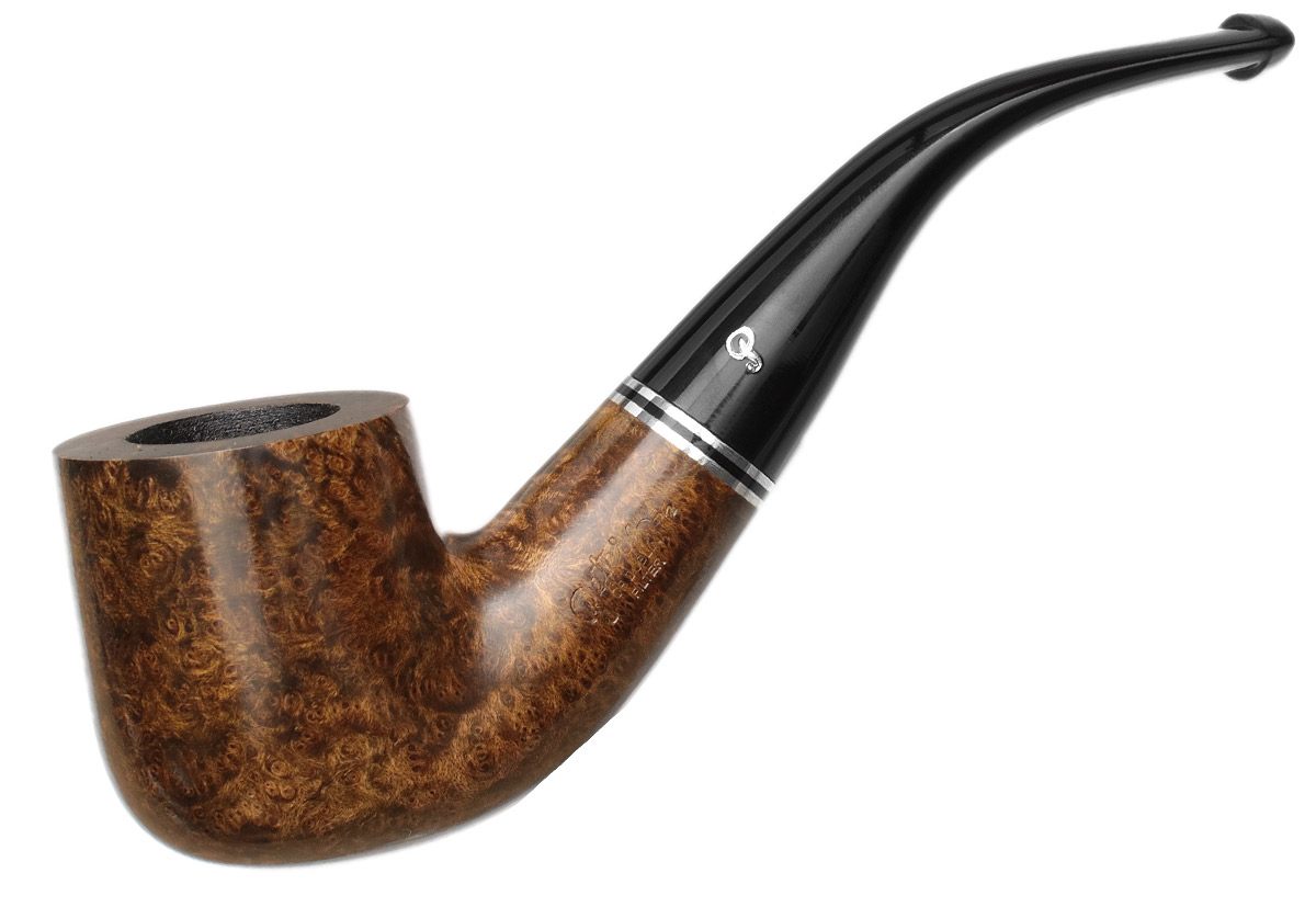 Peterson Dublin Filter Smooth (01) Fishtail (9mm)