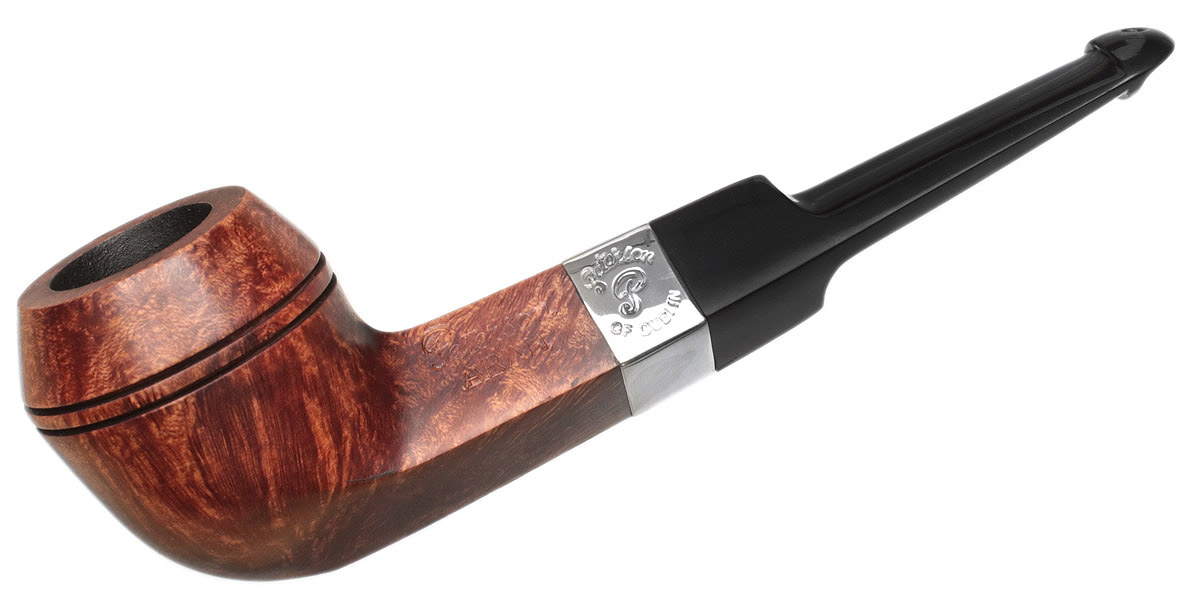 Peterson Aran Smooth Nickel Mounted (150) P-Lip
