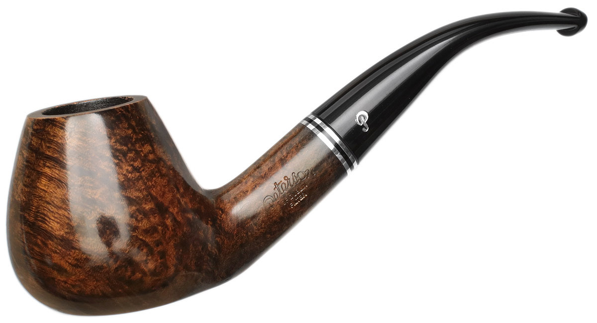 Peterson Dublin Filter Smooth (B11) Fishtail (9mm)