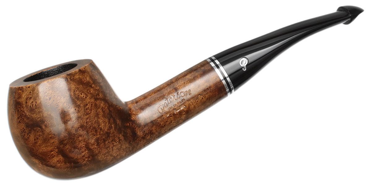 Peterson Dublin Filter Smooth (408) P-Lip (9mm)