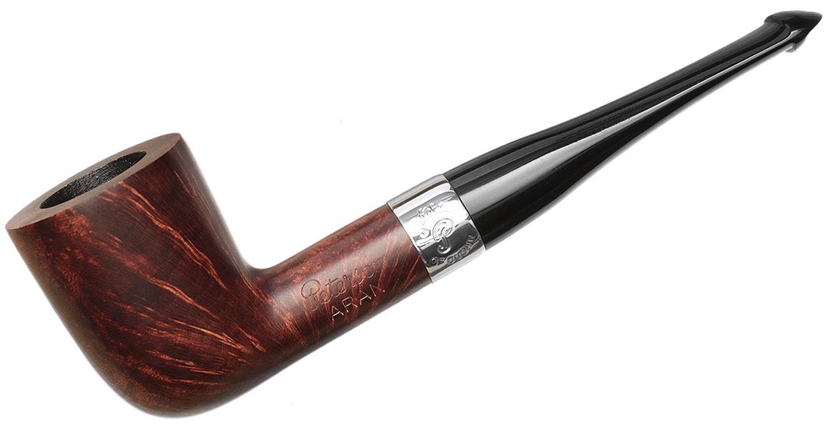 Peterson Aran Smooth Nickel Mounted (120) P-Lip