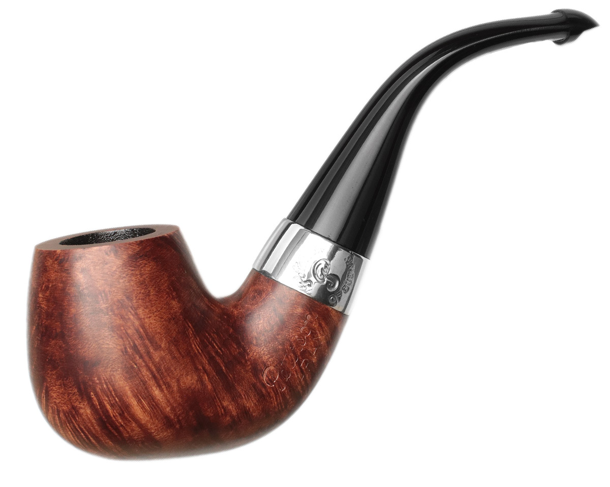 Peterson Aran Smooth Nickel Mounted (221) P-Lip