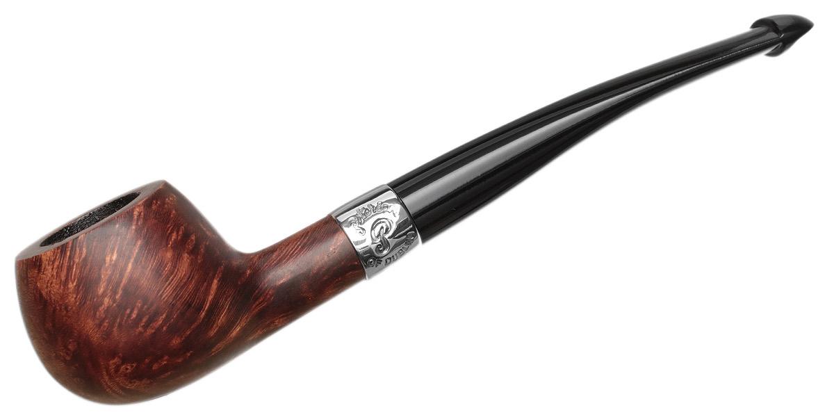 Peterson Aran Smooth Nickel Mounted (406) P-Lip